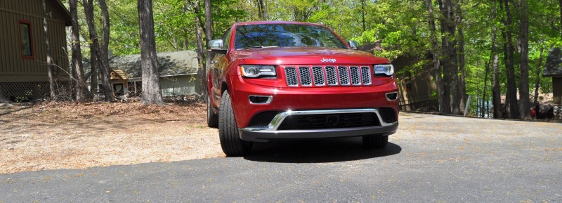 Car-Revs-Daily.com Road Test Review - 2014 Jeep Grand Cherokee Summit V6 2