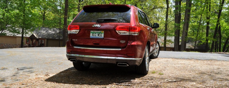 Car-Revs-Daily.com Road Test Review - 2014 Jeep Grand Cherokee Summit V6 21