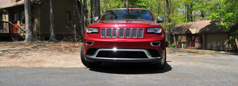 Car-Revs-Daily.com Road Test Review - 2014 Jeep Grand Cherokee Summit V6 4