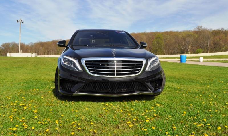 Car-Revs-Daily.com Road Test Reviews the 2015 Mercedes-Benz S63 AMG 18