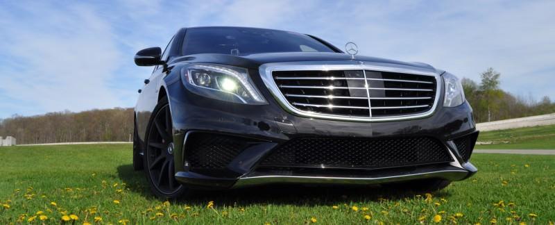 Car-Revs-Daily.com Road Test Reviews the 2015 Mercedes-Benz S63 AMG 92