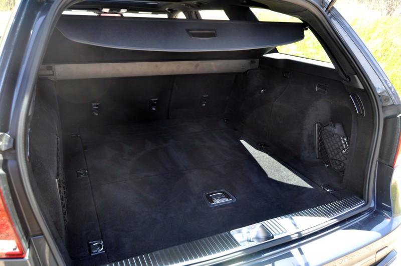 Car-Revs-Daily.com Road Tests the 2014 Mercedes-Benz E63 AMG S-Model Estate 60