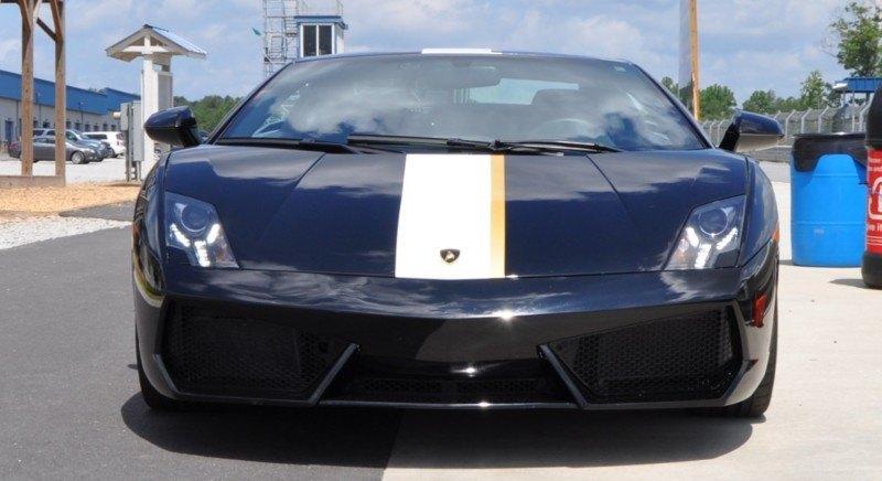 Car-Revs-Daily.com Supercar Hall of Fame - 2011 Lamborghini Gallardo LP550-2 Balboni - 80 High-Res Photos 23