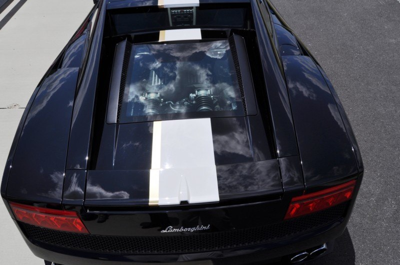 Car-Revs-Daily.com Supercar Hall of Fame - 2011 Lamborghini Gallardo LP550-2 Balboni - 80 High-Res Photos 51