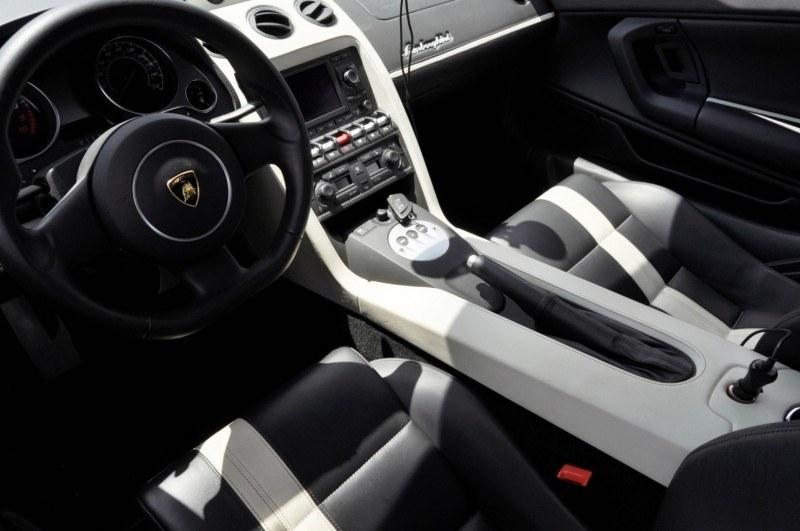 Car-Revs-Daily.com Supercar Hall of Fame - 2011 Lamborghini Gallardo LP550-2 Balboni - 80 High-Res Photos 55