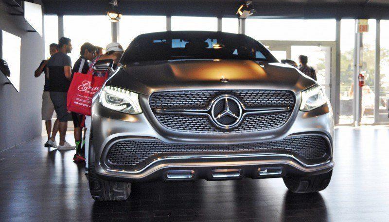 Car-Revs-Daily.com USA Debut in 80 New Photos - 2014 Mercedes-Benz Concept Coupé SUV  18