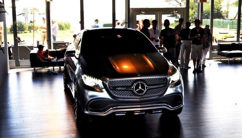 Car-Revs-Daily.com USA Debut in 80 New Photos - 2014 Mercedes-Benz Concept Coupé SUV  28