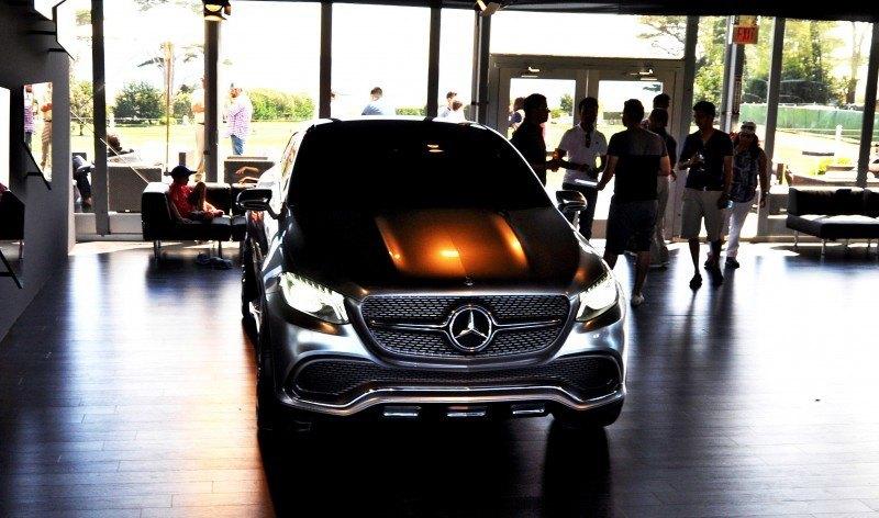 Car-Revs-Daily.com USA Debut in 80 New Photos - 2014 Mercedes-Benz Concept Coupé SUV  29