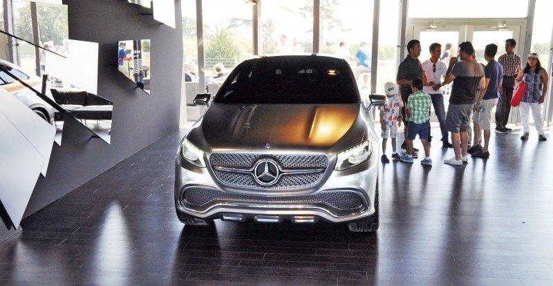 Car-Revs-Daily.com USA Debut in 80 New Photos - 2014 Mercedes-Benz Concept Coupé SUV  33