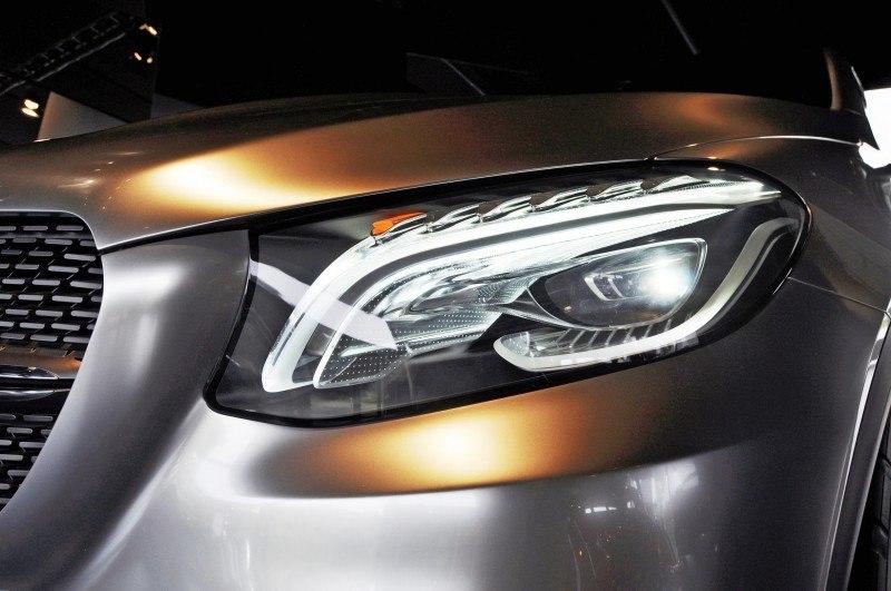 Car-Revs-Daily.com USA Debut in 80 New Photos - 2014 Mercedes-Benz Concept Coupé SUV  50