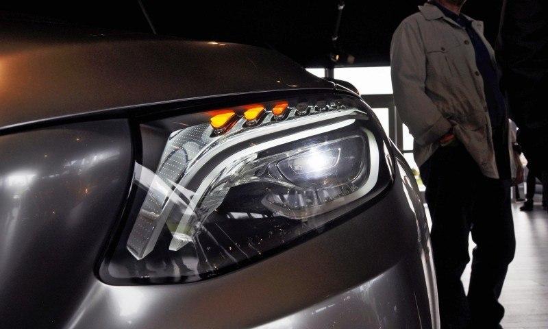 Car-Revs-Daily.com USA Debut in 80 New Photos - 2014 Mercedes-Benz Concept Coupé SUV  57