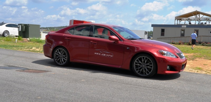 Car-Revs-Daily.com Velocity AMP Taxi Lexis IS-F 11