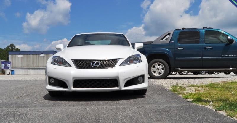Car-Revs-Daily.com Velocity AMP Taxi Lexis IS-F 22