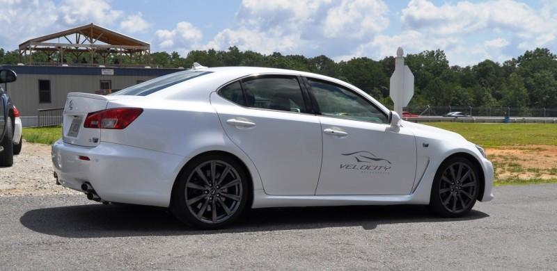 Car-Revs-Daily.com Velocity AMP Taxi Lexis IS-F 29