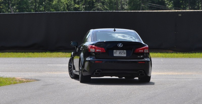 Car-Revs-Daily.com Velocity AMP Taxi Lexis IS-F 5