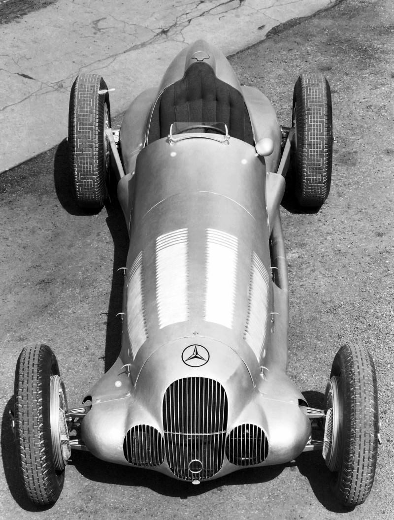 CarRevsDaily - Hour of the Silver Arrows - Action Photography 22