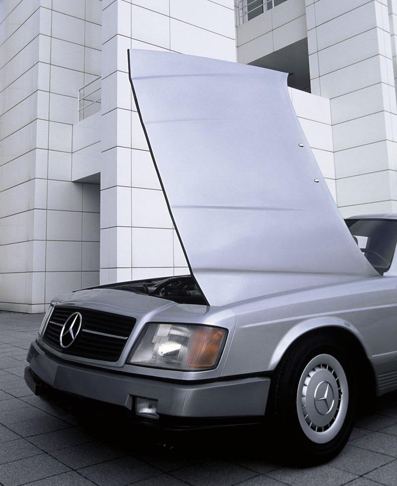 Concept Flashback - 1978 Mercedes-Benz Auto 2000 Concept Is Fastback Aero Limo2