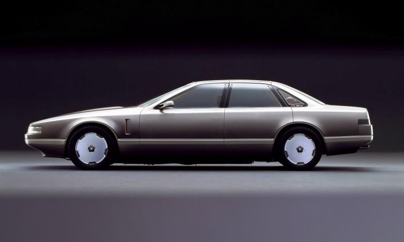 Concept Flashback - 1985 Nissan Cue-X Inspired Original Infiniti Q45 Flagship and Future Q80 22