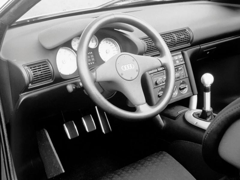 Concept Flashback - 1991 Audi Quattro Spyder Provides Clean, Modern Design Roadmap for Struggling Brand 17