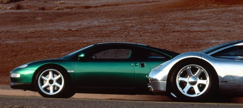 Concept Flashback - 1991 Audi Quattro Spyder Provides Clean, Modern Design Roadmap for Struggling Brand 2