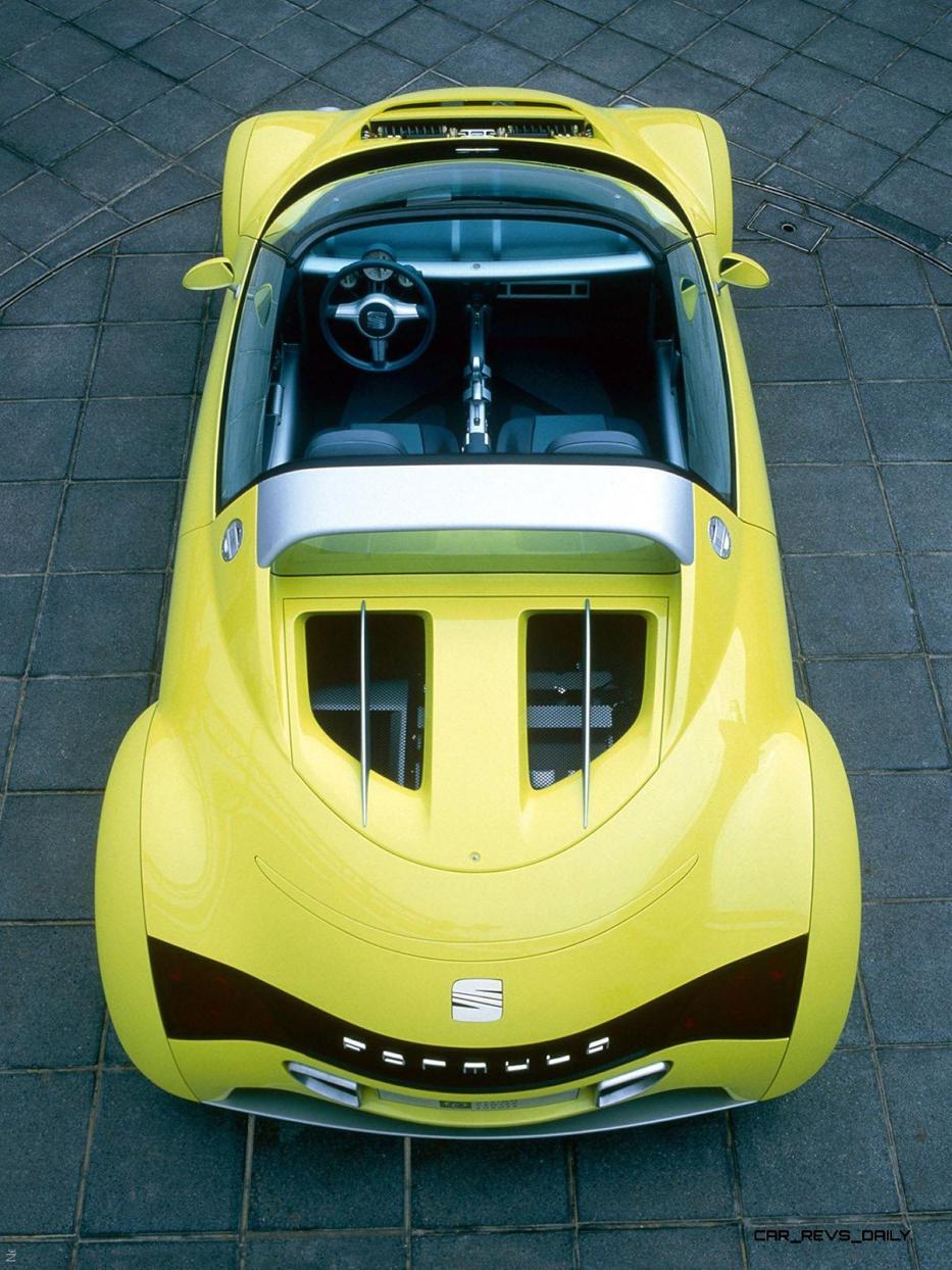 Concept Flashback - 1999 SEAT Formula Roadster 2
