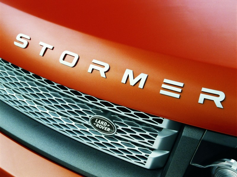 Concept Flashback - 2004 RANGE STORMER Previews High-Design SUV Supercars 1