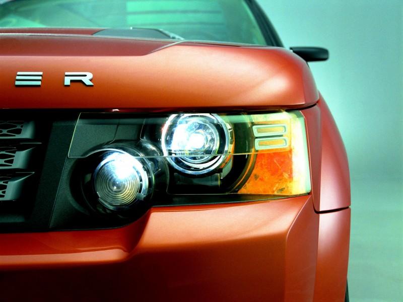Concept Flashback - 2004 RANGE STORMER Previews High-Design SUV Supercars 16