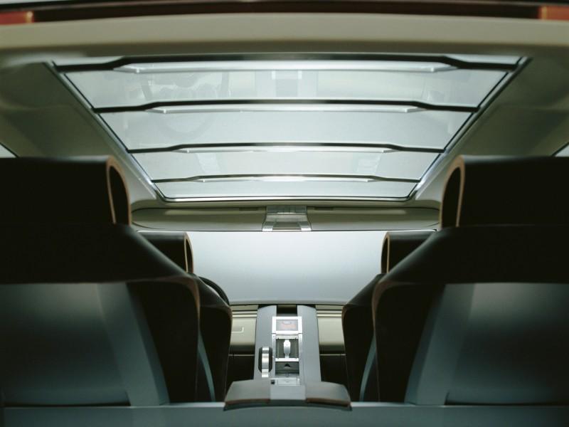 Concept Flashback - 2004 RANGE STORMER Previews High-Design SUV Supercars 17