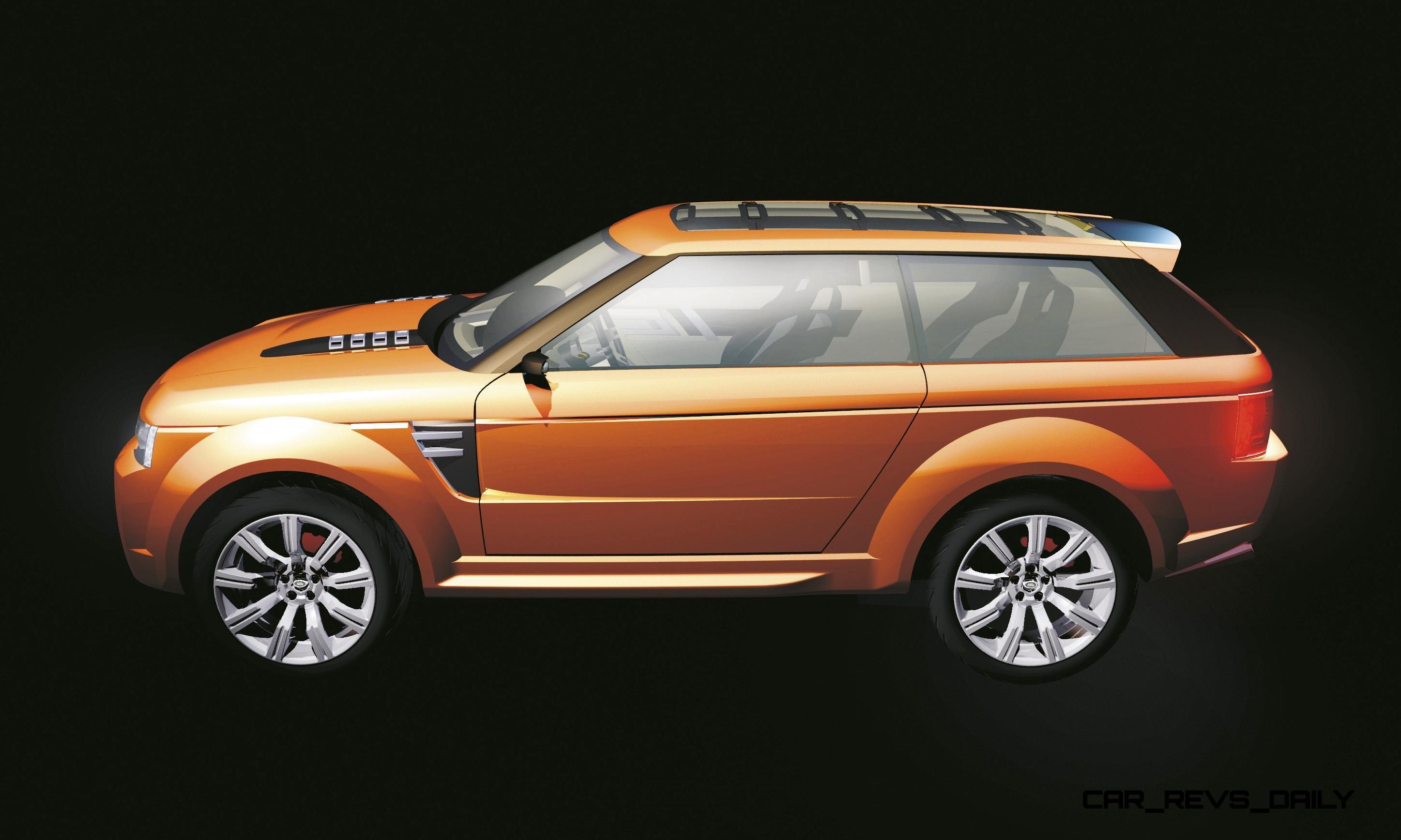 Concept Flashback 2004 Range Stormer Previewed High