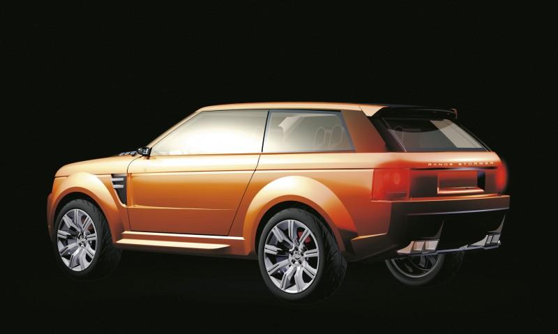 Concept Flashback - 2004 RANGE STORMER Previews High-Design SUV Supercars 20
