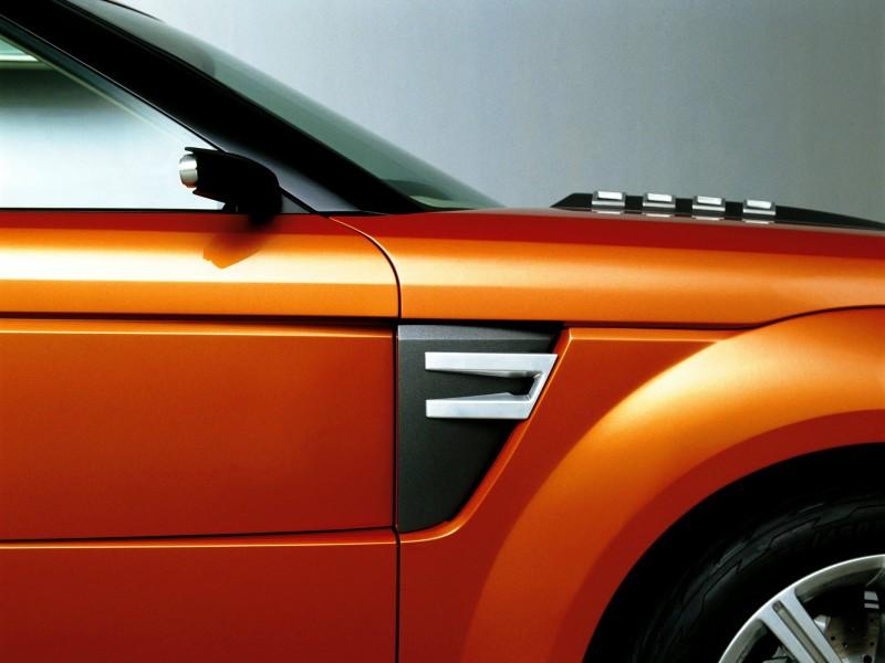 Concept Flashback - 2004 RANGE STORMER Previews High-Design SUV Supercars 9