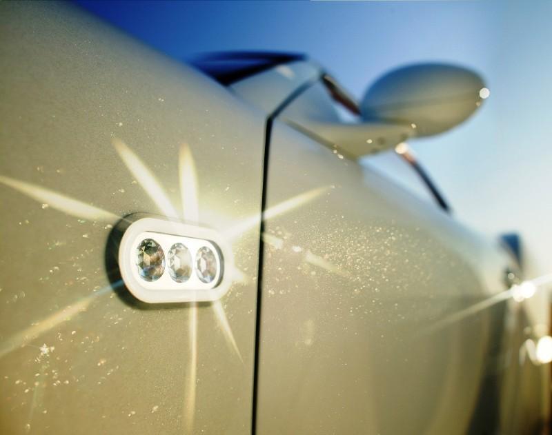 Concept Flashback - 2006 RINSPEED ZaZen is Porsche 911 with Clear Bubble Hardtop 32