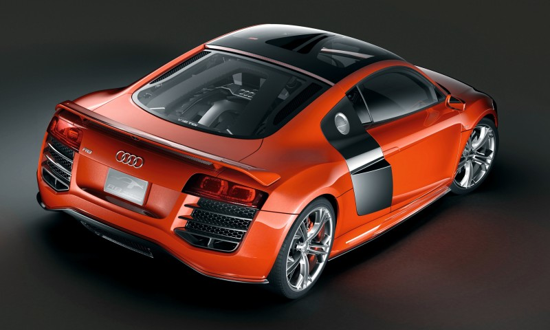Concept Flashback - 2009 Audi R8 TDI V12 Shows Great Engineering Potential, But Limited Market 16