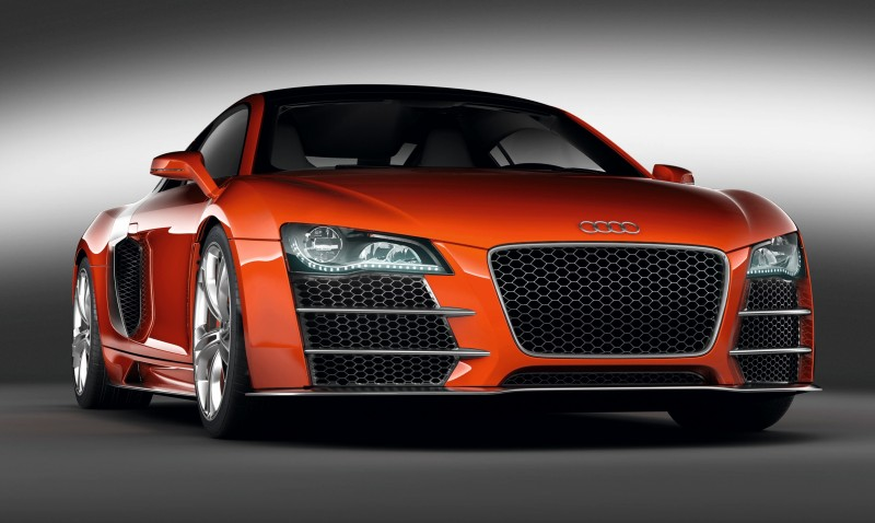 Concept Flashback - 2009 Audi R8 TDI V12 Shows Great Engineering Potential, But Limited Market 8
