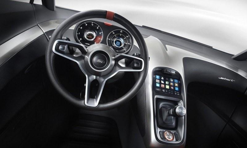 Concept Flashback - 2010 Ford Start - Supermini Previews Potential 2017 Ka 10