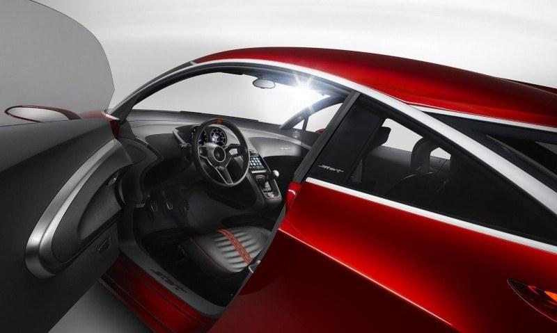 Concept Flashback - 2010 Ford Start - Supermini Previews Potential 2017 Ka 13