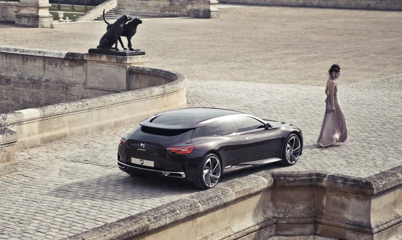Concept Flashback - 2012 Citroen Numero 9 Paves Way for Wild Rubis and 2019 DS9 Flagship 10