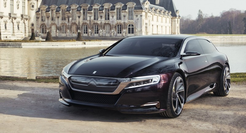 Concept Flashback - 2012 Citroen Numero 9 Paves Way for Wild Rubis and 2019 DS9 Flagship 18