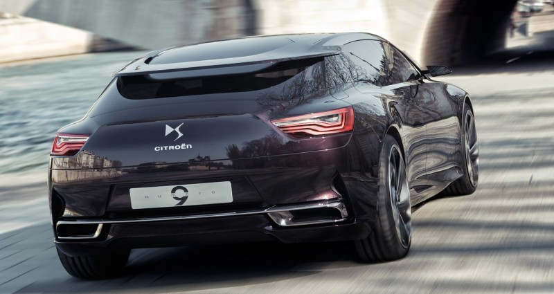 Concept Flashback - 2012 Citroen Numero 9 Paves Way for Wild Rubis and 2019 DS9 Flagship 24
