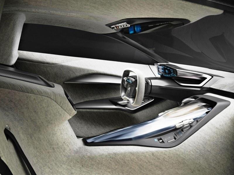 Concept Flashback - 2012 Peugeot ONYX Is Mixed-Media Hypercar Delight 15