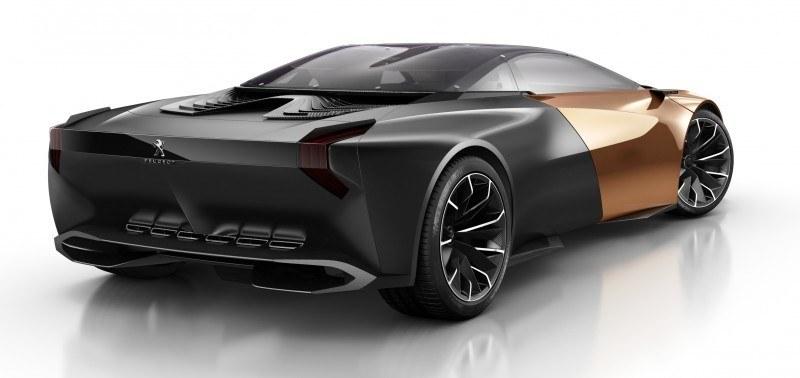 Concept Flashback - 2012 Peugeot ONYX Is Mixed-Media Hypercar Delight 24