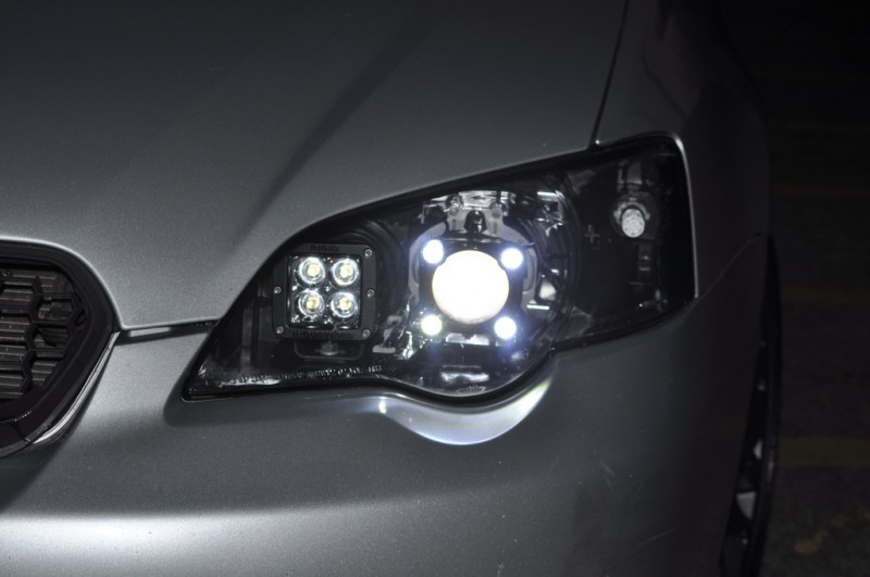 DIY Car Mods - Rigid Industries Dually LED High-Beams Are The Best 6
