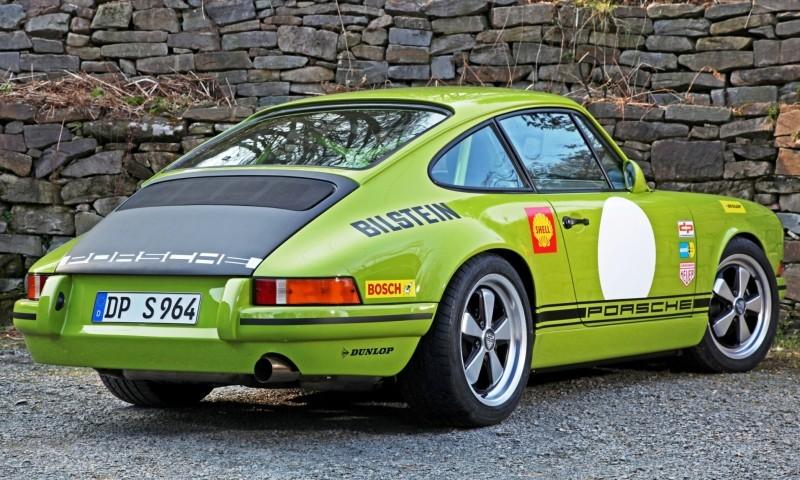 DP Motorsports Porsche 964 Classic S 13