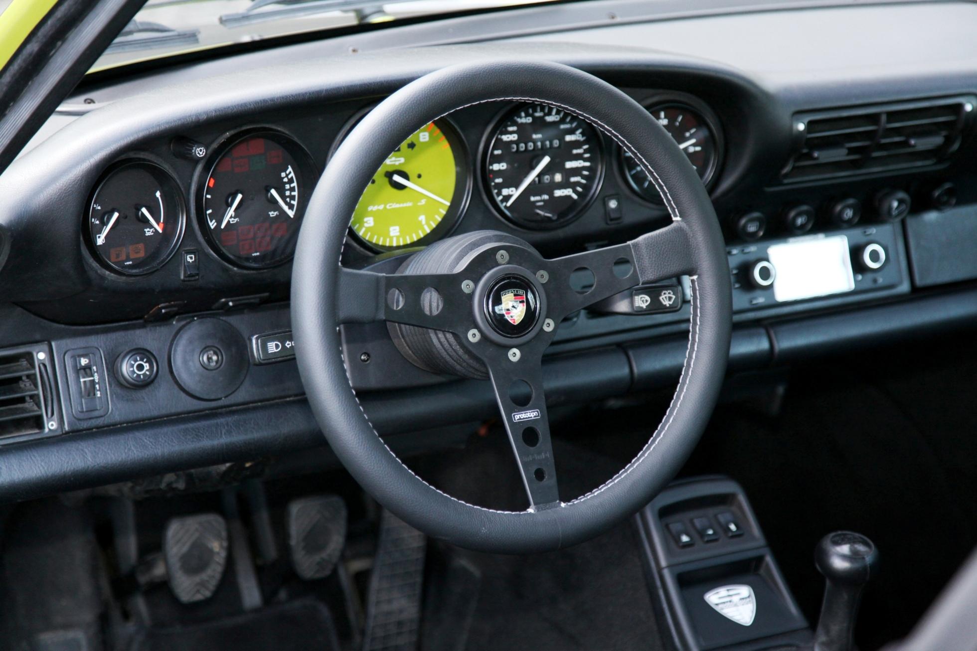 DP Motorsports Porsche 964 Classic S And Classic RS Are