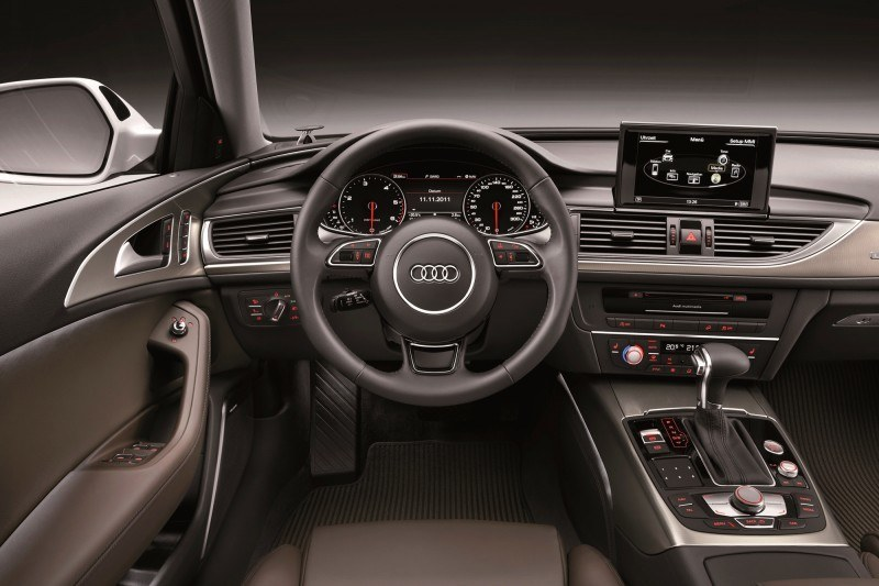 Euro Wagon Envy - 2014 Audi A6 Allroad - How To Convince Audi AG The USA Is Worthwhile 30