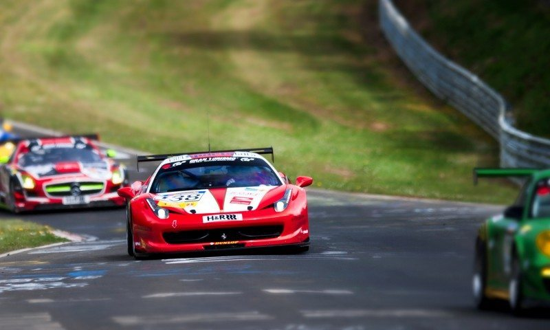 Ferrari 458 Competition by RacingOne Is Hardcore GT3 Track Attacker 3