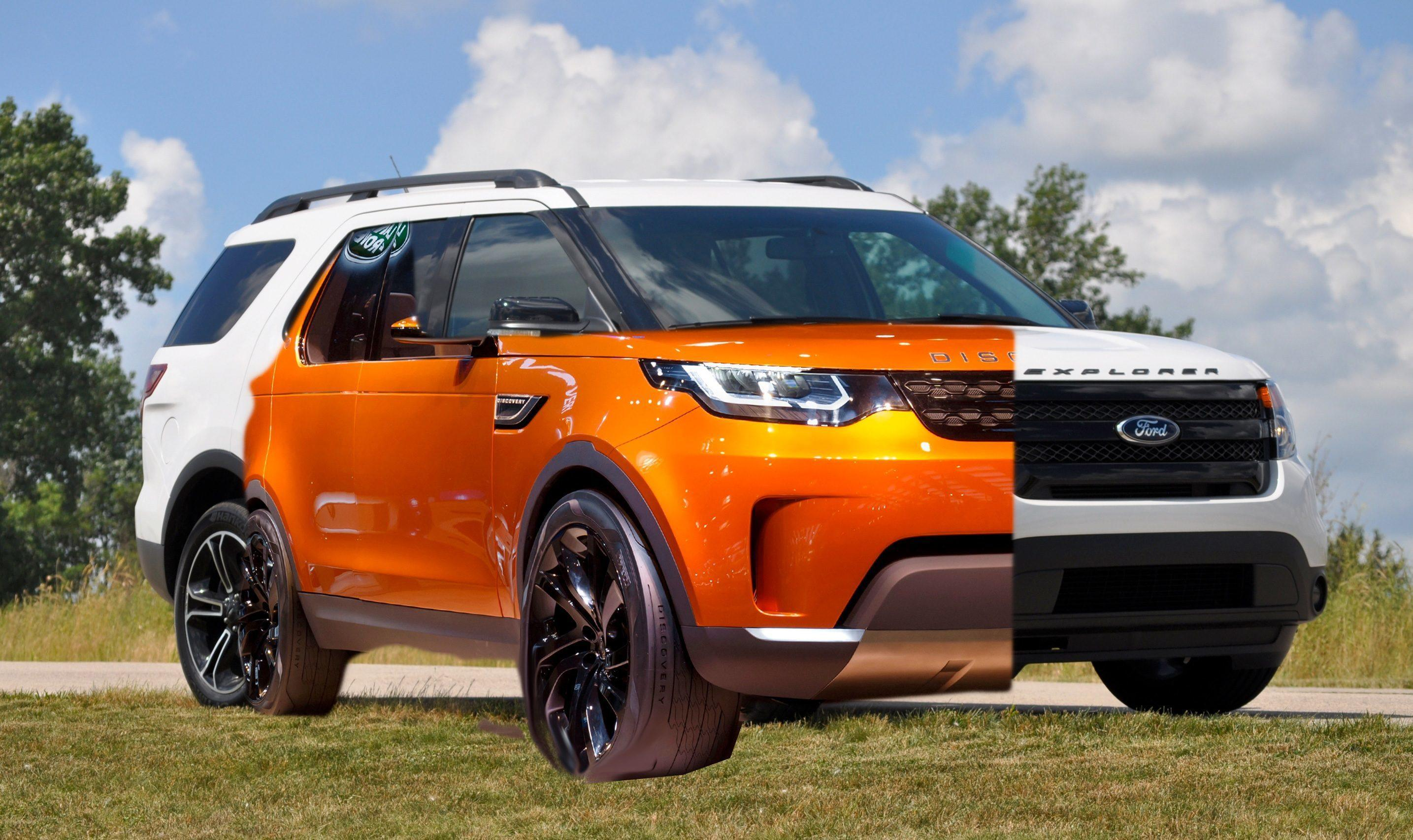 Paging Dr Gerry Mcgovern There Is A Ford Explorer Sport