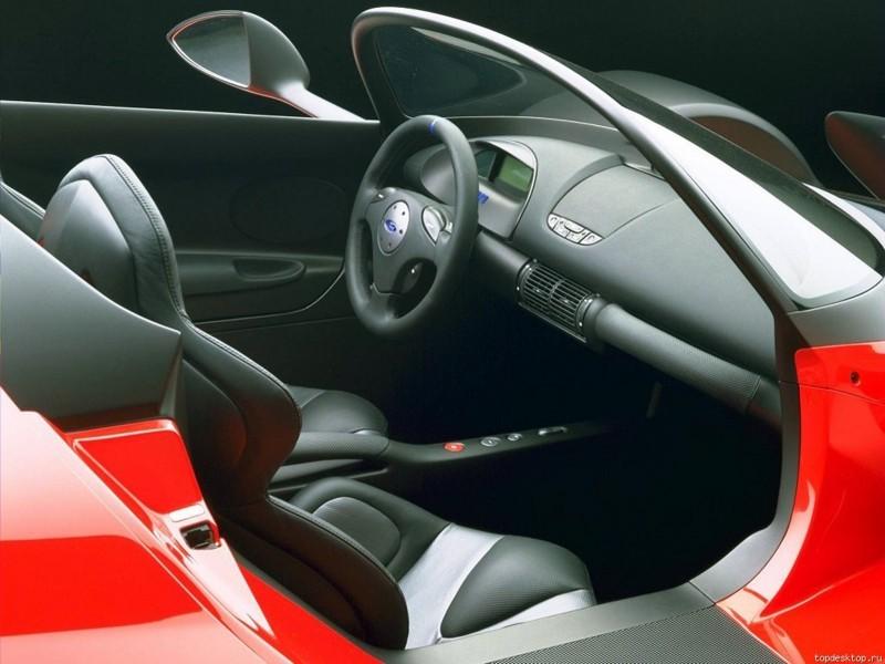 Ford Vision Gran Turismo Seems to Recall the 1996 INDIGO Open-Wheel Supercar Concept 7