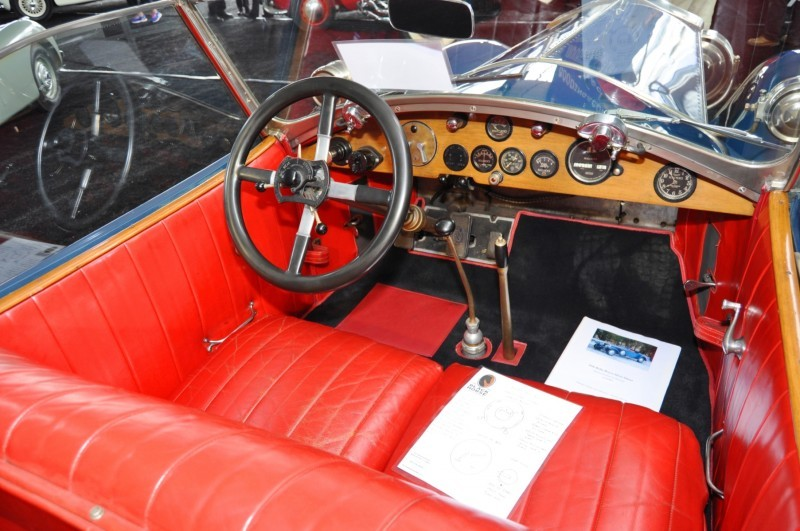 Gooding Pebble Beach 2014 Highlights - 1926 Rolls-Royce Silver Ghost Playboy Roadster 20