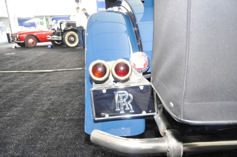 Gooding Pebble Beach 2014 Highlights - 1926 Rolls-Royce Silver Ghost Playboy Roadster 22